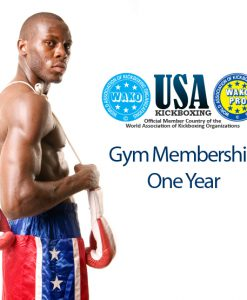 WAKO USA Gym Membership (1 year)