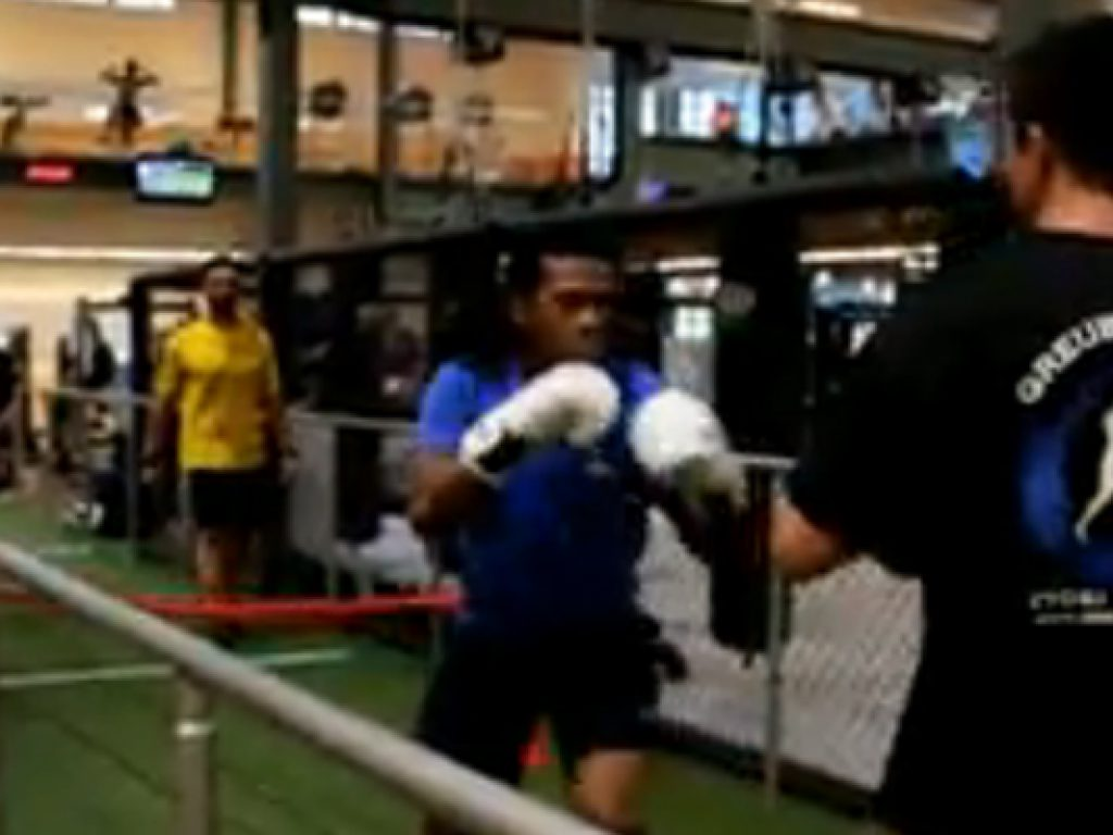 Team USA Fighters Training Hard for WAKO Worlds in Brazil