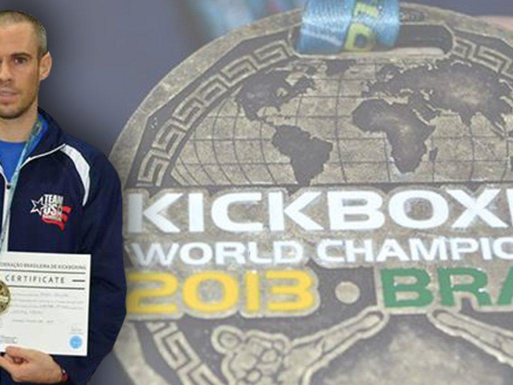 2013 Bronze Medalist, Jimmi Wilson Talks WAKO World Championships