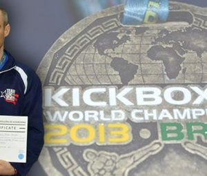 Team USA's Jimi Wilson Wins Bronze at World Kickboxing Championships