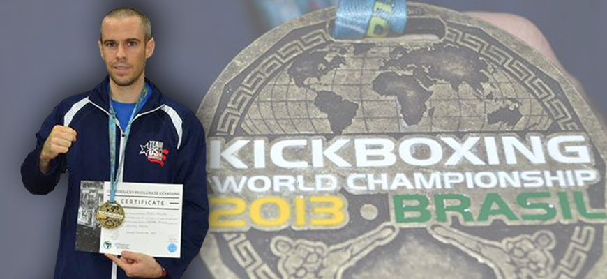 2013 Bronze Medalist, Jimmi Wilson Talks WAKO World Championships