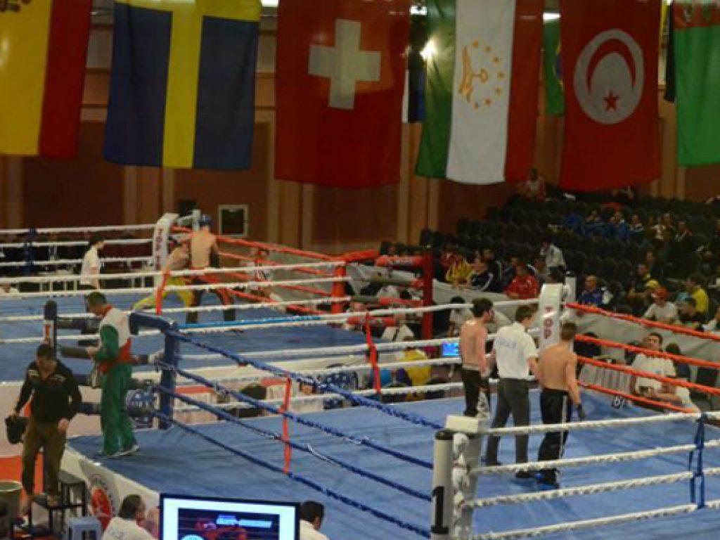World Championships – Day 2