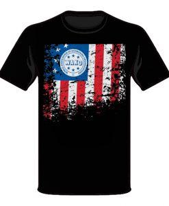WAKO USA K-1 T-Shirt