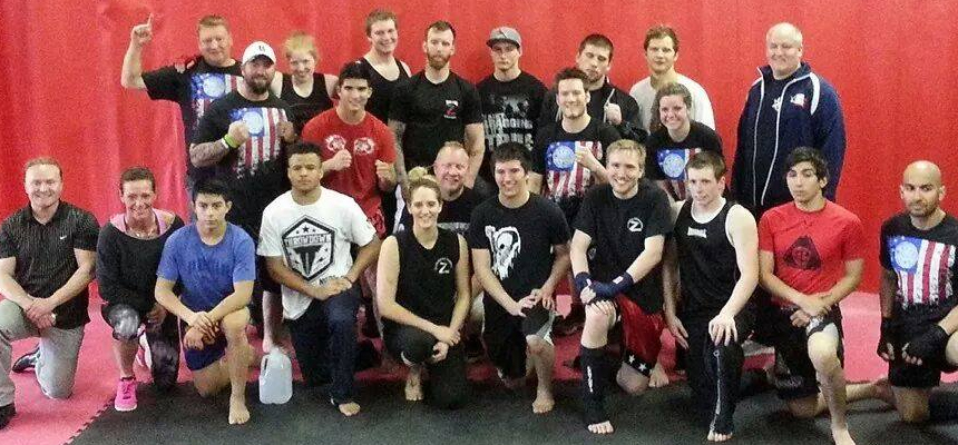 First WAKO USA Training Camp of 2014 a Huge Success