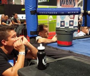 Results from 2014 WAKO U.S. Nationals at Mr. Olympia