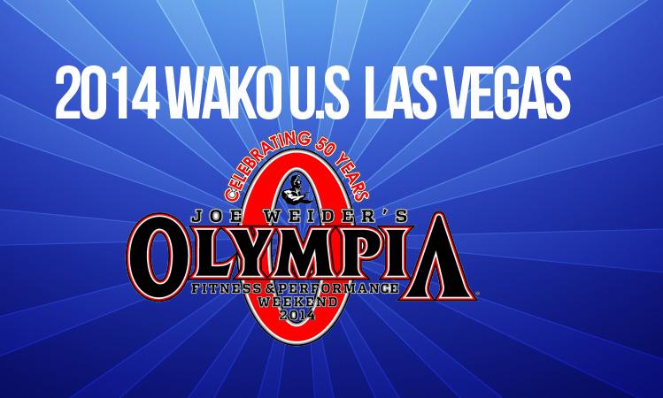 Highlight Video from 2014 Mr. Olympia WAKO U.S. Championsips