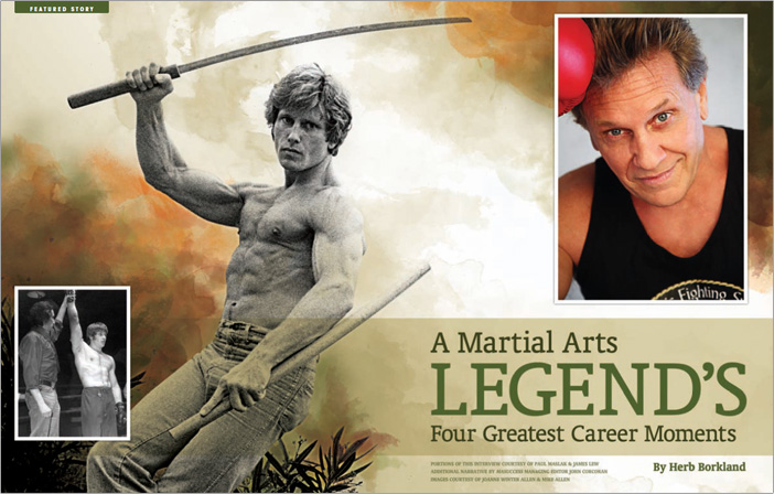 Martial Arts Legend: Joe Lewis