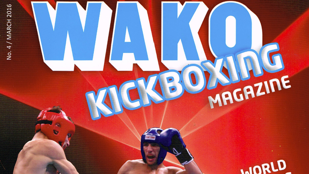 WAKO Magazine March 2016