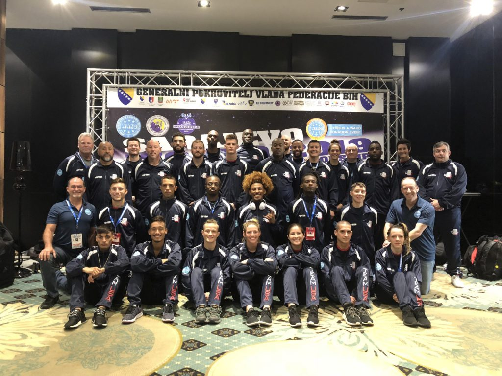 How to be on WAKO Team USA Kickboxing: 2020 Qualifications and Events for Ring Sports