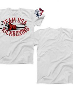 2020 Special Limited Edition WAKO USA Tee