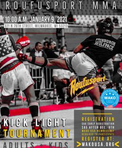 Kick Light Tournament – January 2021