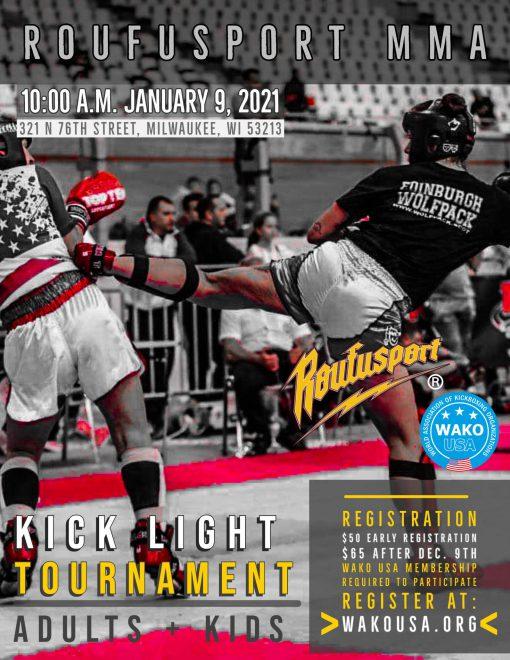 Kick Light Tournament