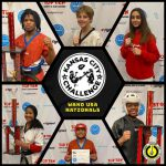 WAKO USA Returns to Competition with 2021 Tatami Sports National Championships
