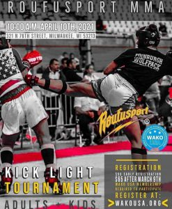 Kick Light Tournament – April 2021