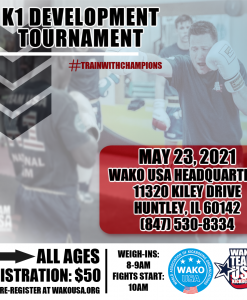 K1 Development Tournament