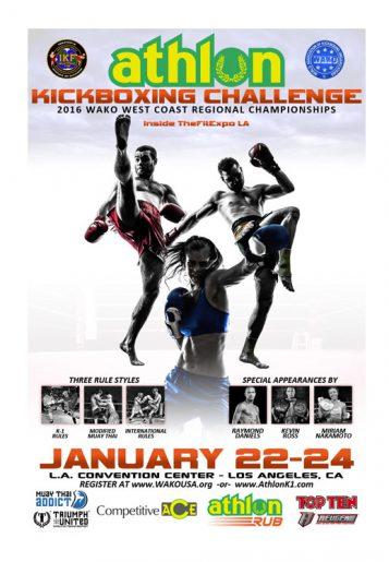 Athlon Kickboxing Challenge 2016